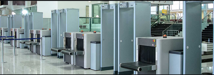 Walk through metal detectors can reduce the illegal traffic of metal objects such as weapons in correctional facilities, prisons, or judicial facilities