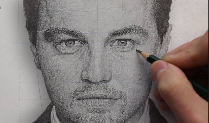 The Beauty Of The Drawn Portrait
