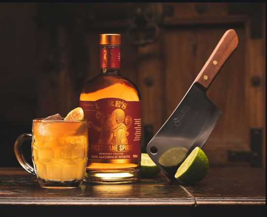 Prepares With Sprit Base To Give You Feel Of Same Harsh Drinks – Non alcoholic tequila