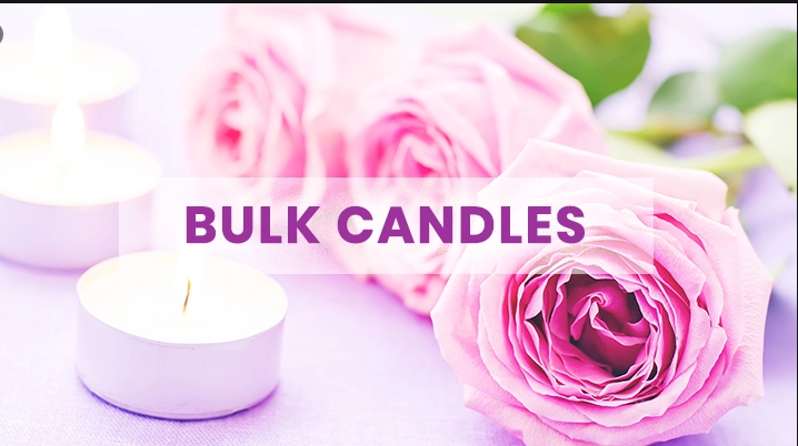 You can buy bulk candles at the best price and of the best quality