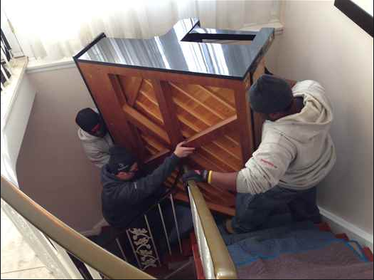 Toronto piano movers service