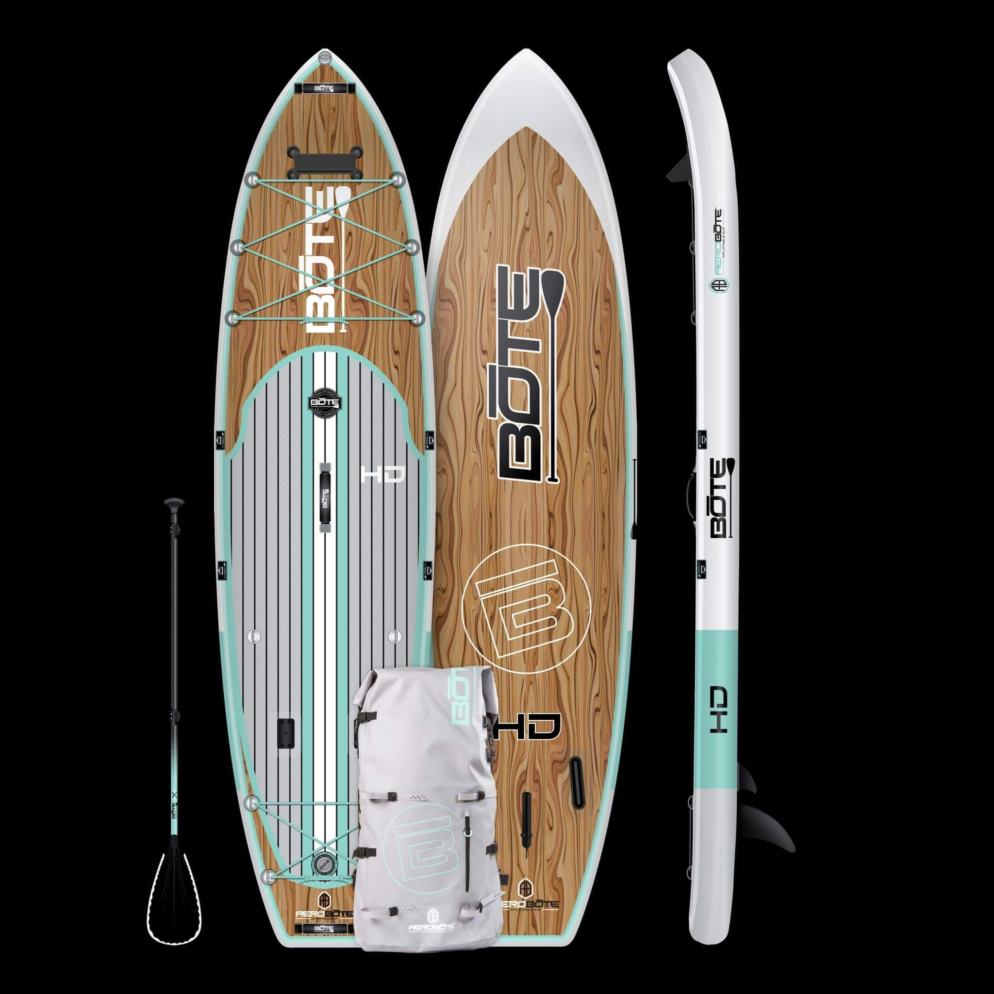 The New Emerging Trend BOTE SUP Boards