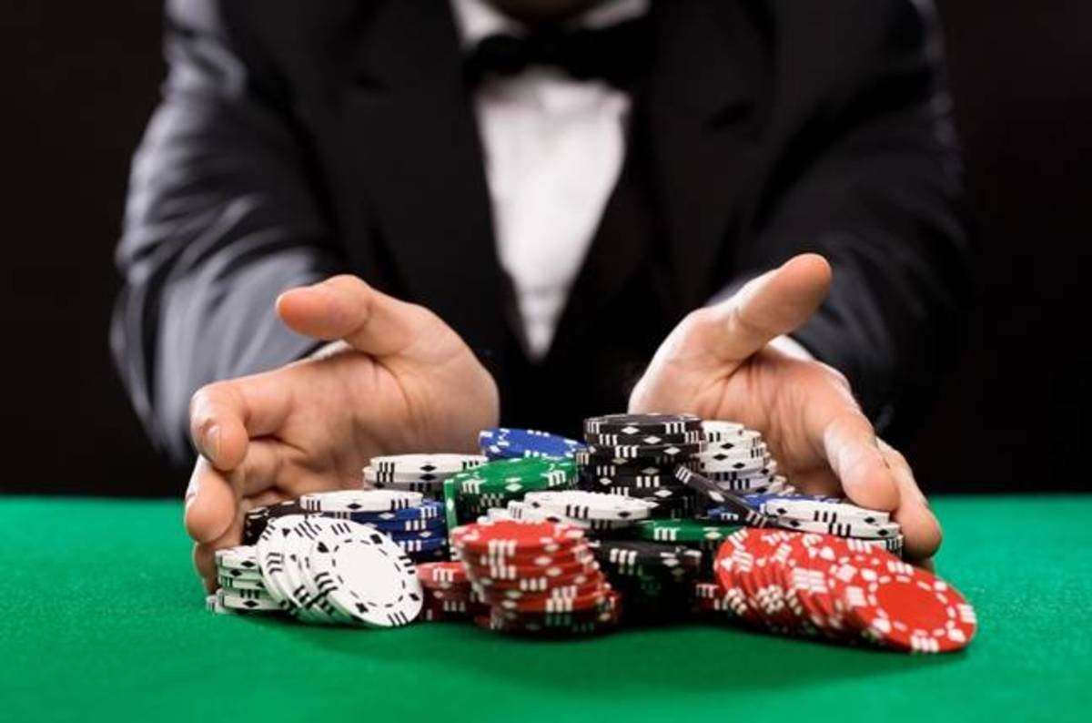 Bet On The Best Casino Without Break Site