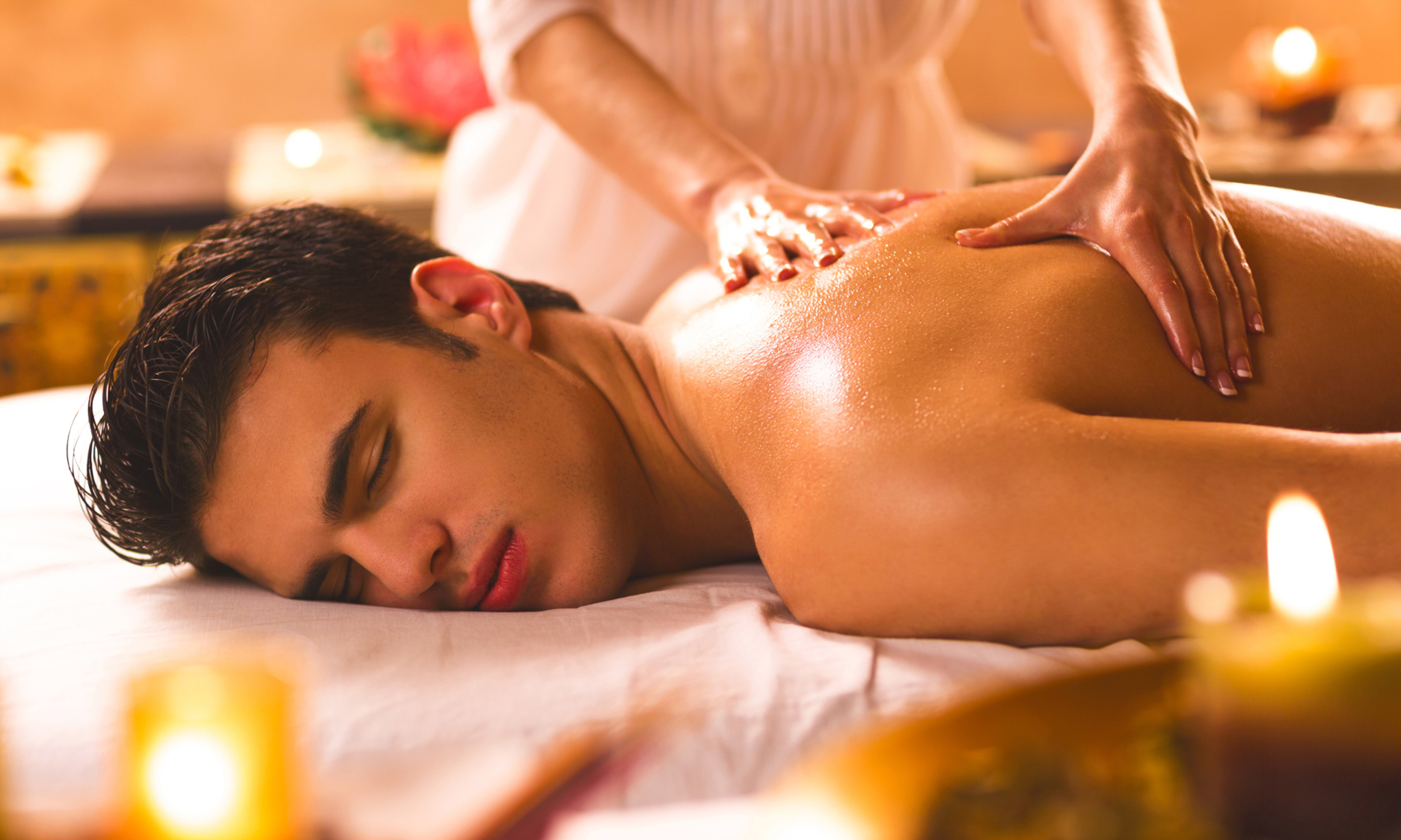 How do you get maximum benefit from a massage therapy?