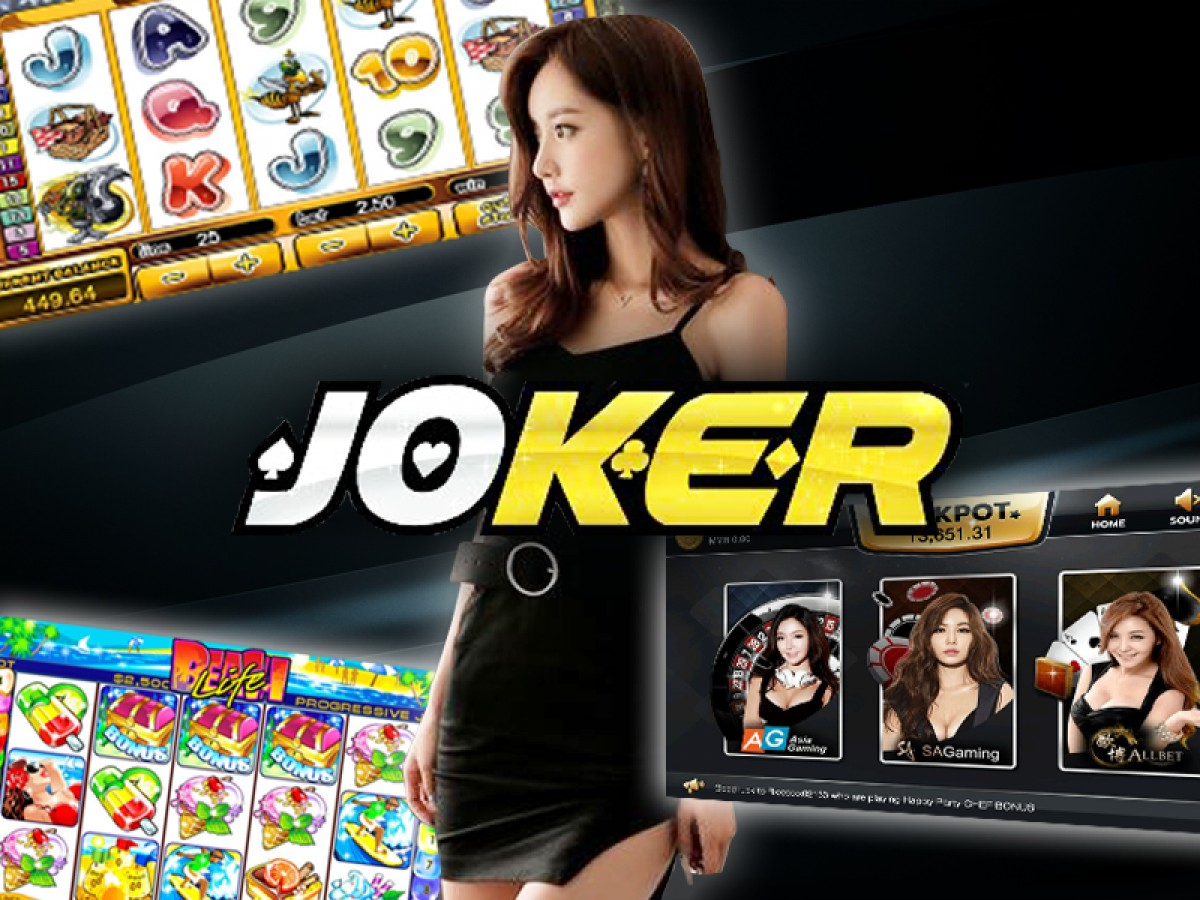 What makes joker123 the ideal casino internet site?