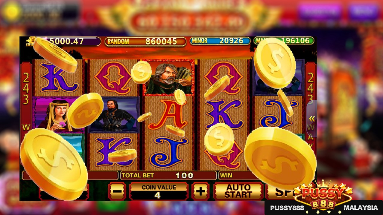 How to loosen up through the help of casino video games