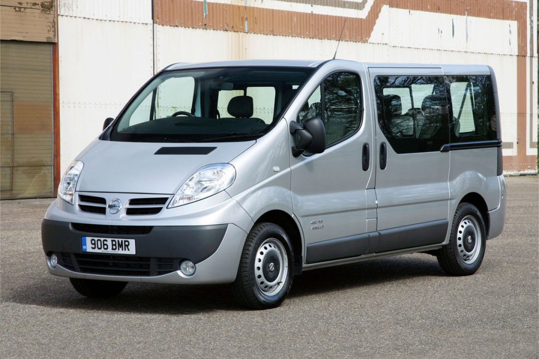 Free delivery and collection of  9   Seater rental vehicles
